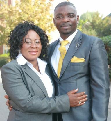 Pastor Patience & Prophet Stanley Osebre Osei .